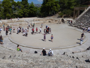 What Do the Acoustics in an Ancient Greek Theater Have to Do With Your Workshops?